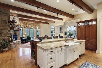 gives faux ceilings wood you less the fauxbeams look fake ceiling beams about for