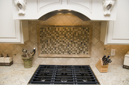 travertine tile with 45 degree tiles